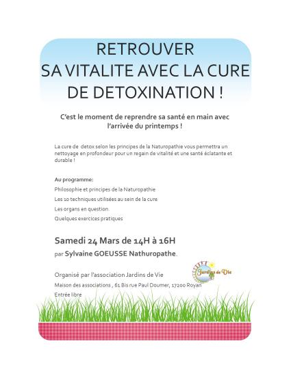 Conference naturopathie